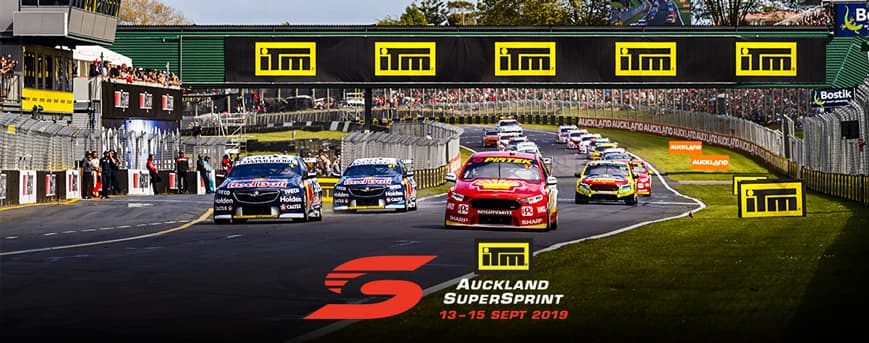 ITM is proud to sponsor the Auckland SuperSprint