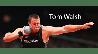 Dyers Road ITM sponsor Tom Walsh