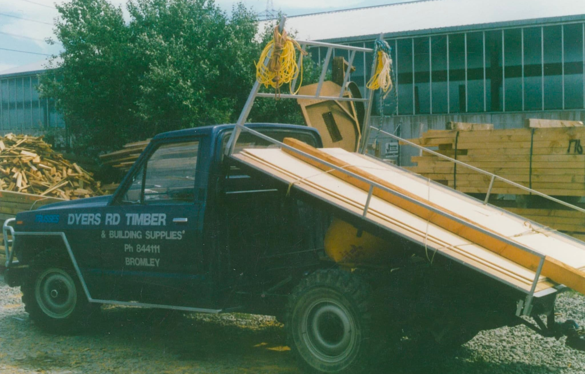 Dyers Road ITM have a long history of serving building supplies to Christchurch & Canterbury